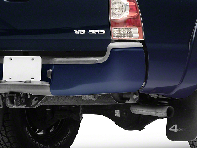 BumperShellz Rear Bumper Covers - Paintable ABS (05-15 Tacoma)