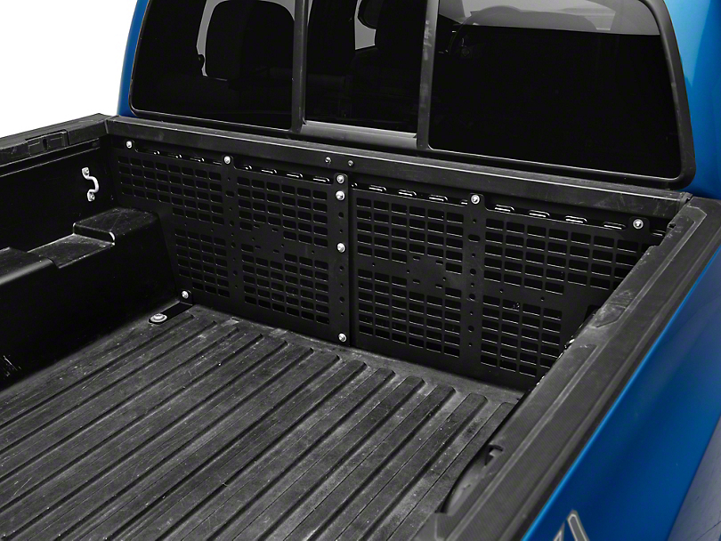 Cali Raised LED Front Bed Molle System (05-20 Tacoma)