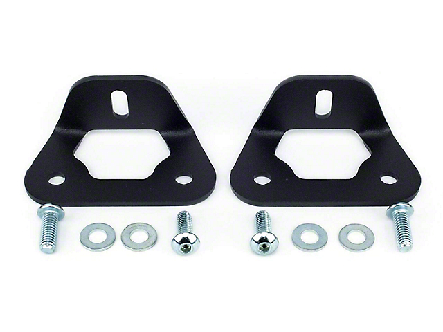 Cali Raised LED LED Pod Light Bed Rail Mounting Brackets (05-20 Tacoma)