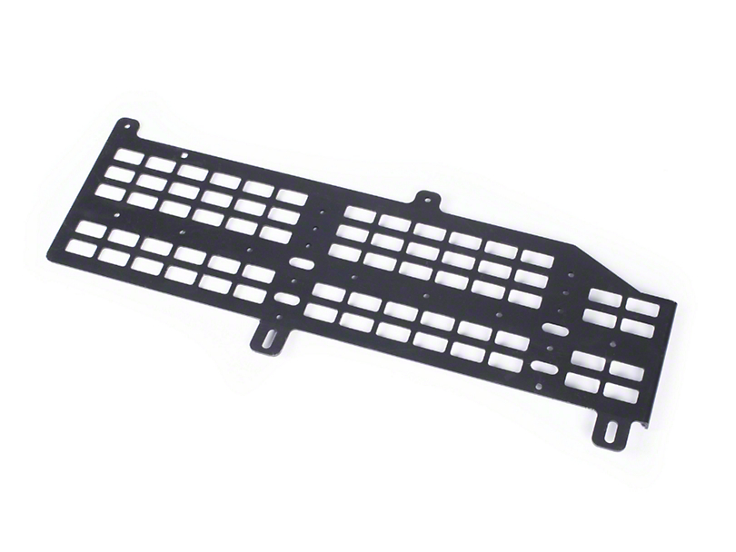 Cali Raised LED Rear Bed Molle System - Driver Side (05-20 Tacoma)