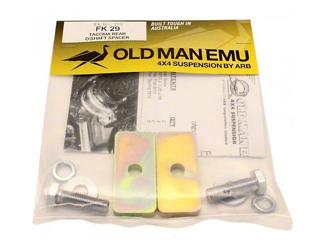 Old Man Emu Rear Driveshaft Spacer (05-20 Tacoma)
