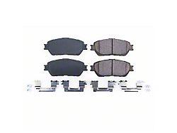 Power Stop Z17 Evolution Plus Clean Ride Ceramic Brake Pads; Front Pair (05-15 5-Lug Tacoma)