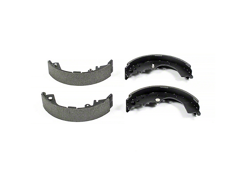 Power Stop Autospecialty Brake Shoes; Rear (05-20 Tacoma)