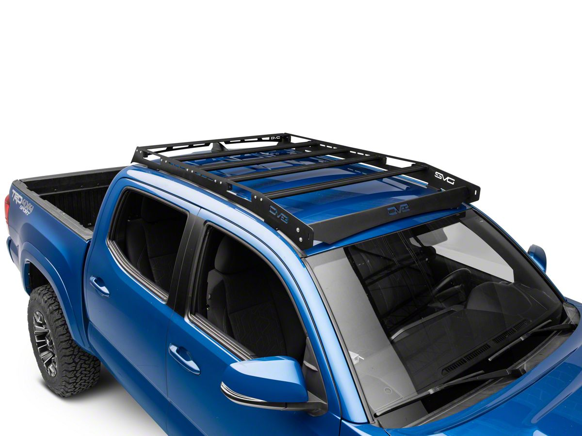 Tacoma Back Pages >> Dv8 Off Road Roof Rack 16 20 Tacoma Double Cab
