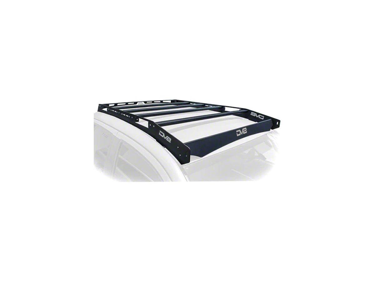 Toyota Tacoma Double Cab >> Dv8 Off Road Roof Rack 16 19 Tacoma Double Cab