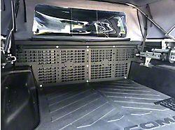 Cali Raised LED Overland Bed Rack System; Low Profile (05-21 Tacoma)