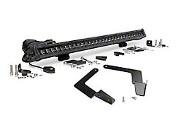 Rough Country 30-Inch Black Series LED Bumper Kit (16-21 Tacoma)