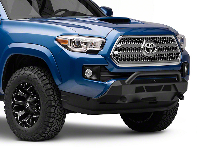 Body Armor 4x4 HiLine Series Front Bumper (16-21 Tacoma)