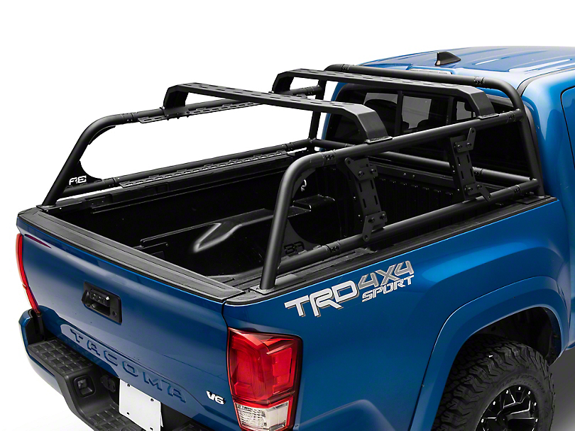 Body Armor 4x4 Overland Bed Rack (16-20 Tacoma w/ 5 ft. Bed)