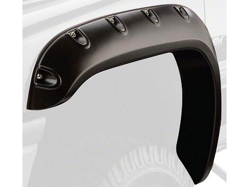 Pocket Style Fender Flares (12-15 Tacoma w/ 6 ft. Bed)