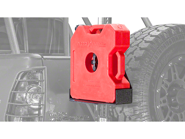 Body Armor 4x4 Roto-Pax Tire Carrier Mount (05-15 Tacoma)