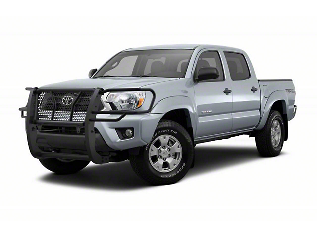 Rugged Grille Guard - Black (05-15 Tacoma, Excluding TRD & X-Runner)