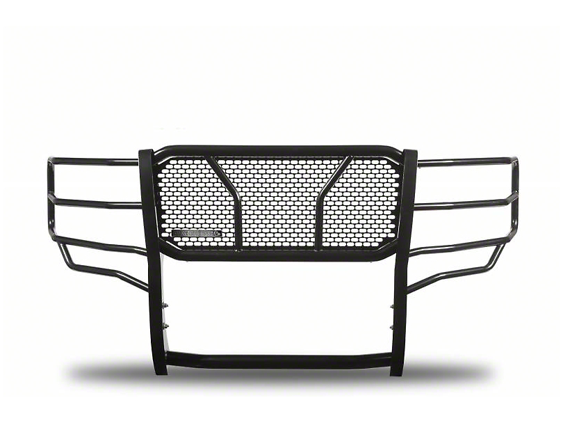 Rugged Grille Guard w/ 20 in. LED Light Bar - Black (16-20 Tacoma)