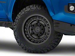 Black Rhino Armory Gunblack 6-Lug Wheel; 17x9.5; -18mm Offset (16-21 Tacoma)