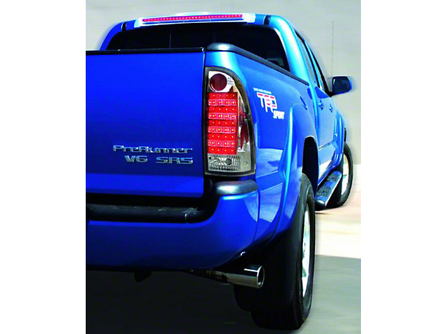 LED Tail Lights - Crystal Clear (05-11 Tacoma)