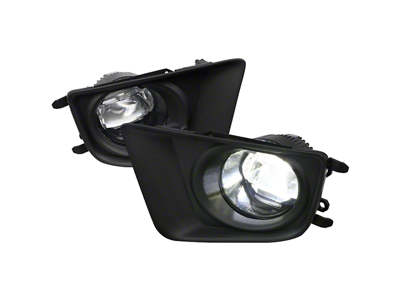 LED Fog Lights - Clear (12-15 Tacoma)