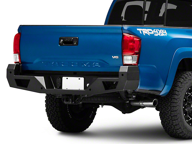 Heavy Duty Rear Bumper (16-20 Tacoma)