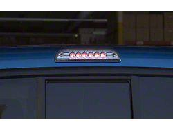 LED Third Brake Light; Crystal Clear (05-11 Tacoma)