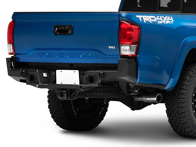 Addictive Desert Designs Stealth Fighter Rear Bumper (16-21 Tacoma)