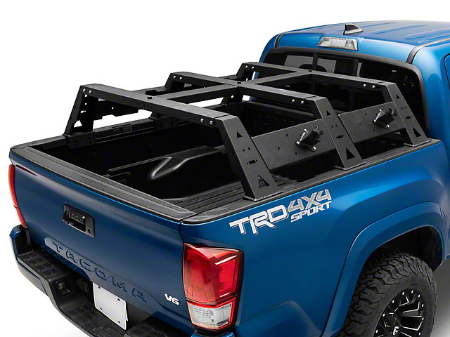 Overland Bed Rack (05-20 Tacoma Double Cab)