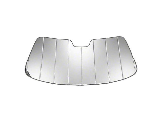 Covercraft UVS100 Custom Sunscreen; Silver (16-18 Tacoma)