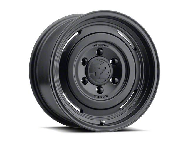 Fifteen52 Analog HD Asphalt Black Wheel; 17x8.5 (18-20 Jeep Wrangler JL)
