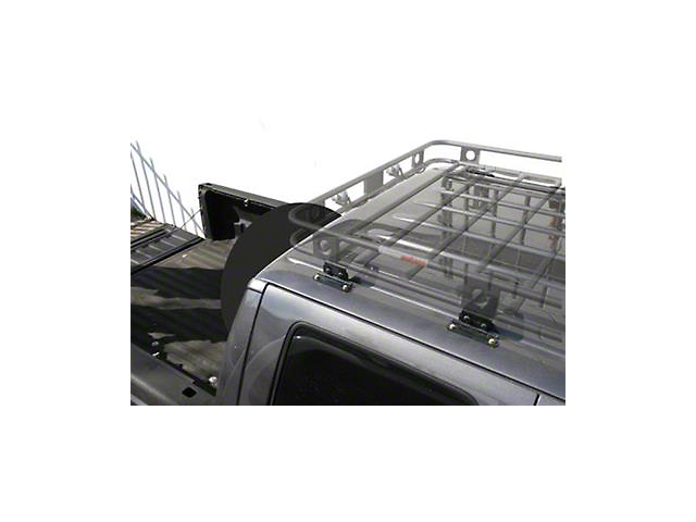 Smittybilt Adjust-A-Mount Defender Rack Mounting Kit (05-20 Tacoma Access Cab, Double Cab)