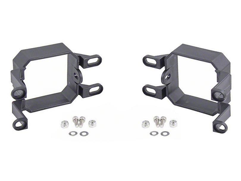 Diode Dynamics SS3 Type B LED Fog Light Mounting Kit (14-20 Tundra)