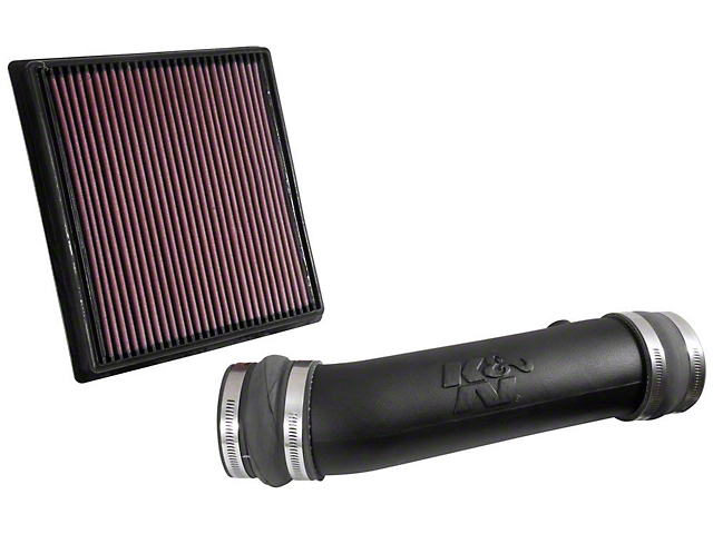 K&N Series 57 FIPK Cold Air Intake (16-21 3.5L Tacoma)