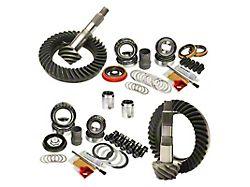 Nitro Gear & Axle 8-Inch Front Axle/8.4-Inch Rear Axle Ring and Pinion Gear Kit; 5.29 Gear Ratio (05-15 4WD Tacoma w/o E-Locker)