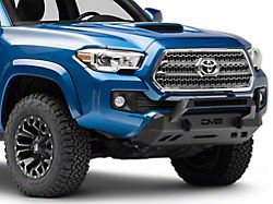 DV8 Offroad Center Mount Winch Capable Front Bumper (16-21 Tacoma)