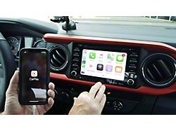 Infotainment Entune 3.0 Radio with Apple CarPlay and Android Auto; Dash Bezel Included (16-21 Tacoma)