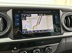 Infotainment Entune Premium GPS Navigation Radio without SiriusXM Add-On (16-19 Tacoma w/ Basic Audio)