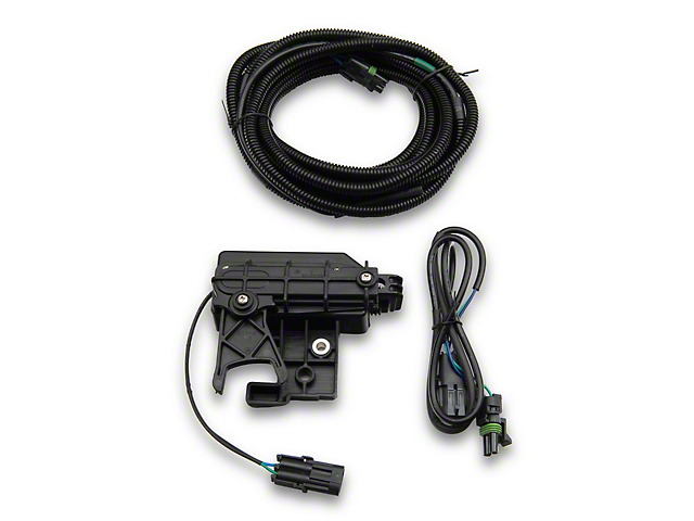 Heavy Duty Power Tailgate Lock Conversion Kit (16-21 Tacoma)