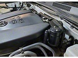 JLT 3.0 Black Oil Separator; Driver Side (16-21 3.5L Tacoma)
