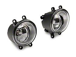 Fog Lights with Wiring Harness; Clear (12-15 Tacoma)