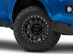 Method Race Wheels MR305 NV Matte Black 6-Lug Wheel; 17x8.5; 0mm Offset (16-21 Tacoma)