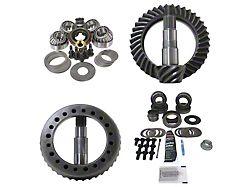 Revolution Gear & Axle 9-Inch IFS Rear Axle Ring and Pinion Gear Kit; 5.29 Reverse Gear Ratio (07-21 Tundra)