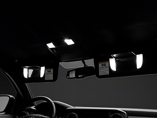 Cali Raised LED 9-Piece Interior LED Light Kit (16-21 Tacoma)