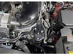 JLT 3.0 Black Oil Separator; Driver Side (05-15 4.0L Tacoma)
