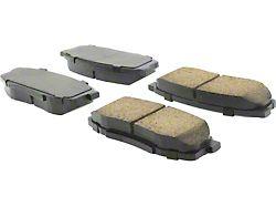 StopTech Sport Premium Semi-Metallic Brake Pads; Rear Pair (07-21 Tundra)