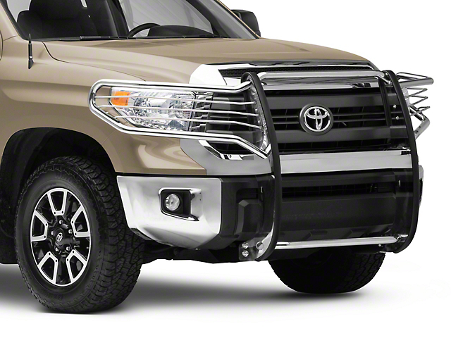 Barricade Grille Guard; Stainless Steel (07-21 Tundra)