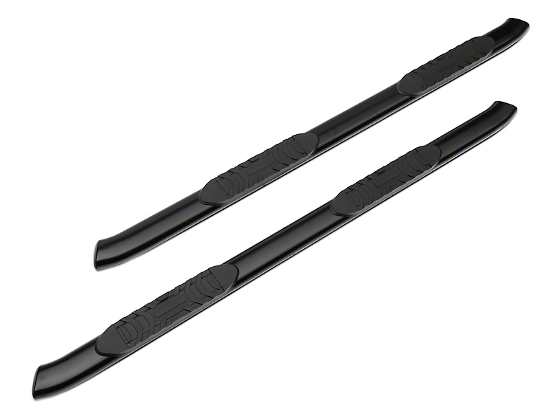 Duratrek PNC Side Step Bars - Textured Black (07-20 Tundra Double Cab)