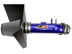 HPS Shortram Cold Air Intake; Blue (12-19 5.7L Tundra)