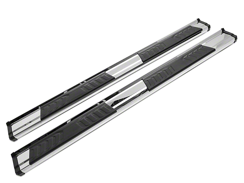 Duratrek S6 Running Boards - Stainless Steel (07-20 Tundra Double Cab)