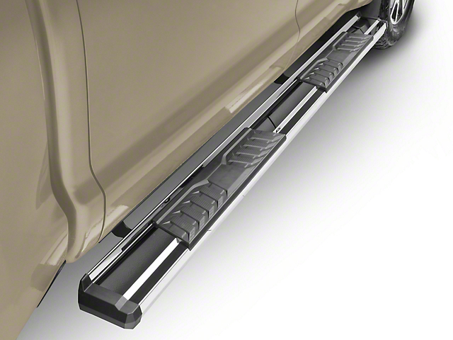 RedRock 4x4 S6 Running Boards; Stainless Steel (07-20 Tundra CrewMax)