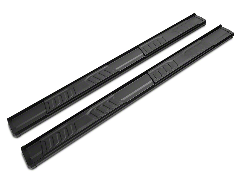 Duratrek S6 Running Boards - Black (07-20 Tundra Double Cab)