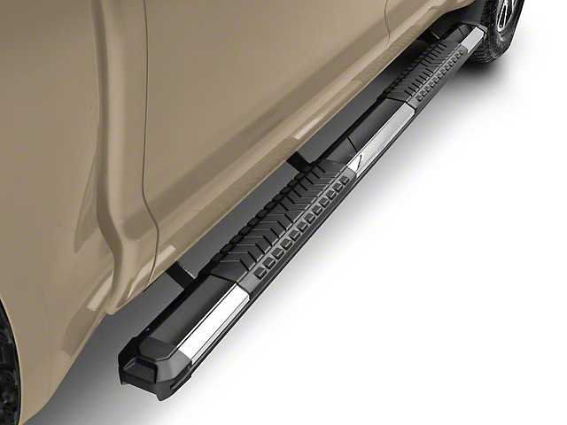 Duratrek 5 in. Aluminum Side Step Bars (07-20 Tundra CrewMax)