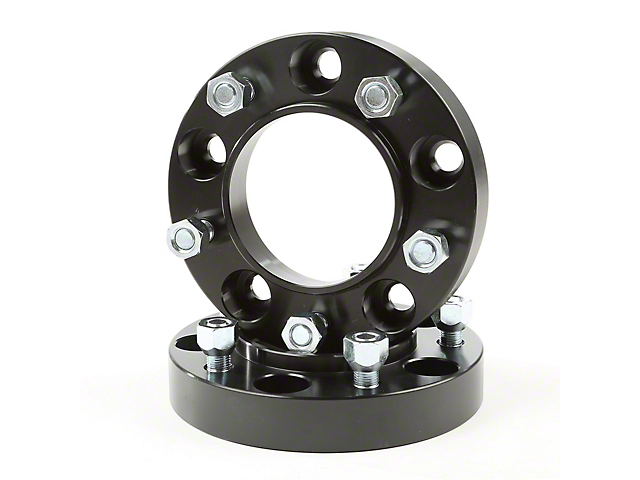 Rugged Ridge 1.25 in. Wheel Spacers (07-17 Tundra)