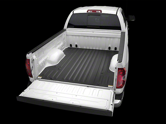 Weathertech UnderLiner Bed Liner - Black (07-20 Tundra w/ 6.5 ft. Bed)